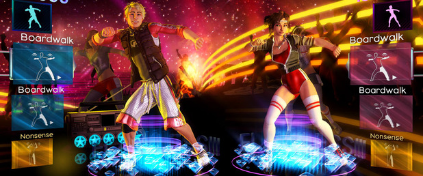 Dance Central 2 - Feature