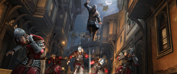 Assassin's Creed Revelations - Feature