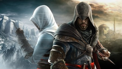 Assassin's Creed Revelations Artwork - 1080266