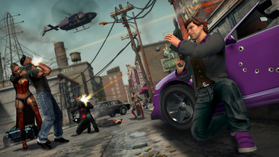 Saints Row: The Third Screenshot - 1080285