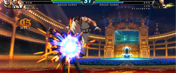 The King of Fighters XIII - Feature
