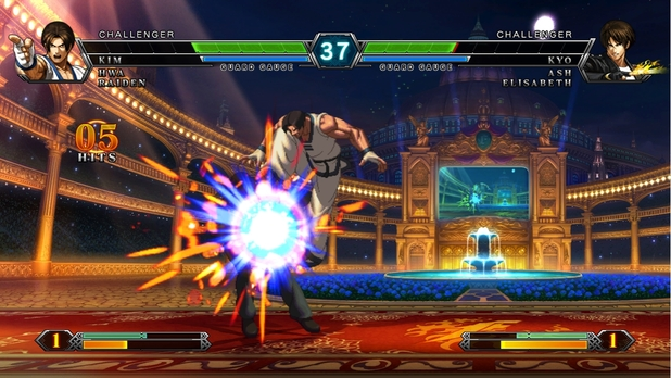 The King of Fighters XIII Screenshot - 1080400