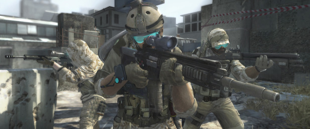 Tom Clancy's Ghost Recon Online - Feature