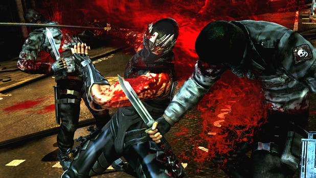 Ninja Gaiden 3 Screenshot - 1080807