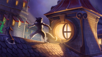 Sly Cooper: Thieves in Time Screenshot - 1081234