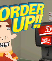 Order Up!! (PS3) Boxart