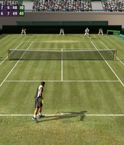 Full Ace Tennis Simulator 2012 Boxart