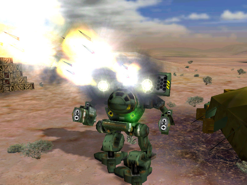 MechWarrior 4