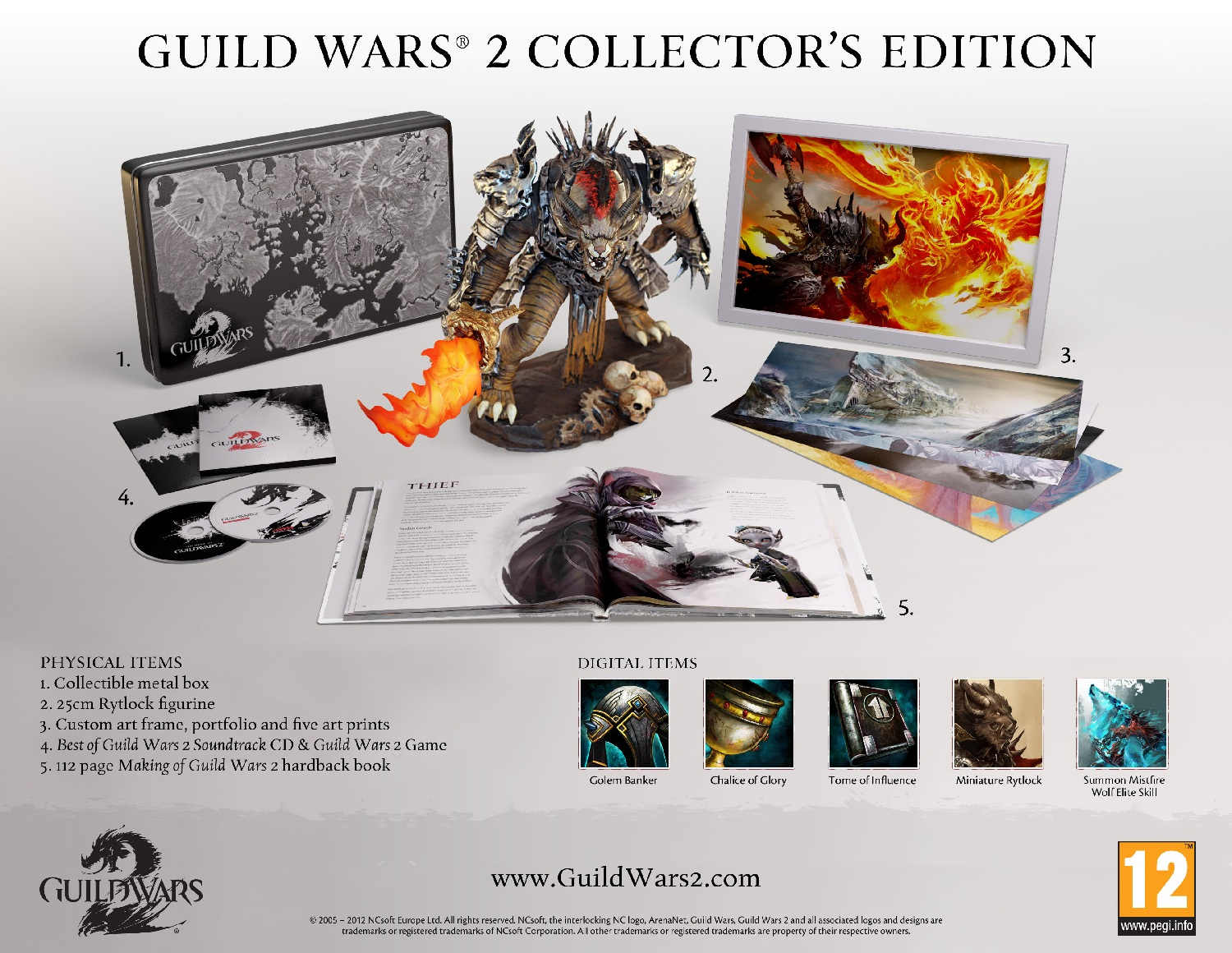 Post image for Guild Wars 2 Preorders on April 10th