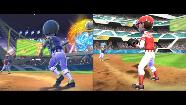 Kinect Sports: Season Two - Feature