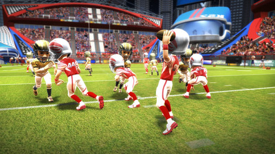 Kinect Sports: Season Two Screenshot - 1081599