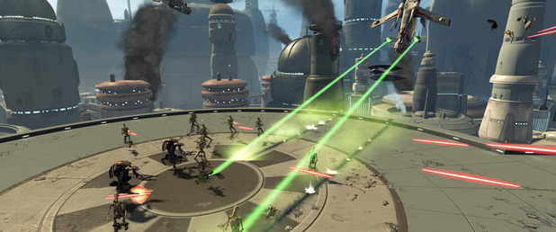 Kinect Star Wars - Feature