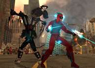 City of Heroes Freedom Image