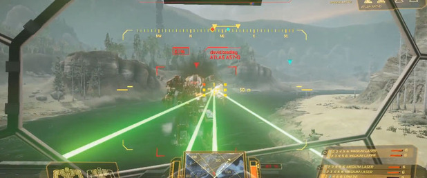 Mechwarrior Online - Feature