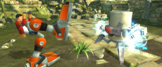 Generator Rex: Agent of Providence - Feature