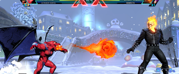 Ultimate Marvel vs. Capcom 3 - Feature