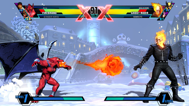 Ultimate Marvel vs. Capcom 3 Screenshot - 1083416