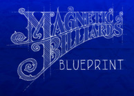 Magnetic Billiards: Blueprint Image