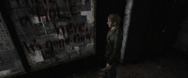 Silent Hill: HD Collection - Feature