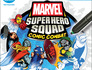 uDraw Marvel Super Hero Squad: Comic Combat Image