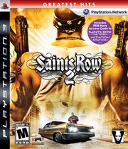 Saint's Row 2 Platinum Edition Boxart