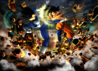 Dragon Ball Z: Ultimate Tenkaichi Image