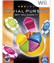 TRIVIAL PURSUIT Bet You Know It Boxart