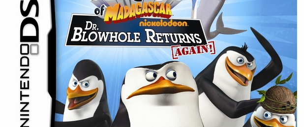 The Penguins of Madagascar: Dr. Blowhole Returns Again! - Feature