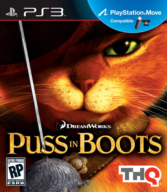 Puss in Boots Packshot - 1084256