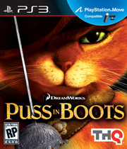 Puss in Boots Boxart
