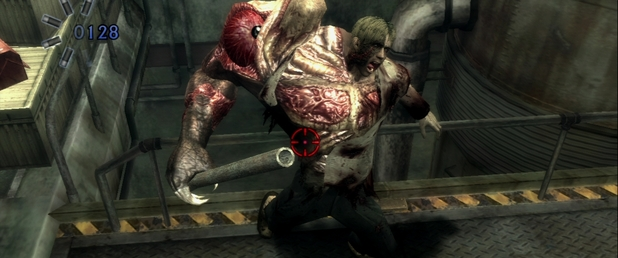 Resident Evil Chronicles HD Collection - Feature