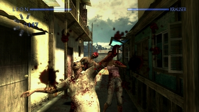 Resident Evil Chronicles HD Collection Screenshot - 1084793