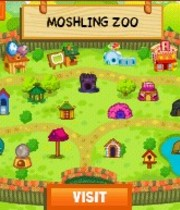 Moshi Monsters: Moshling Zoo Boxart