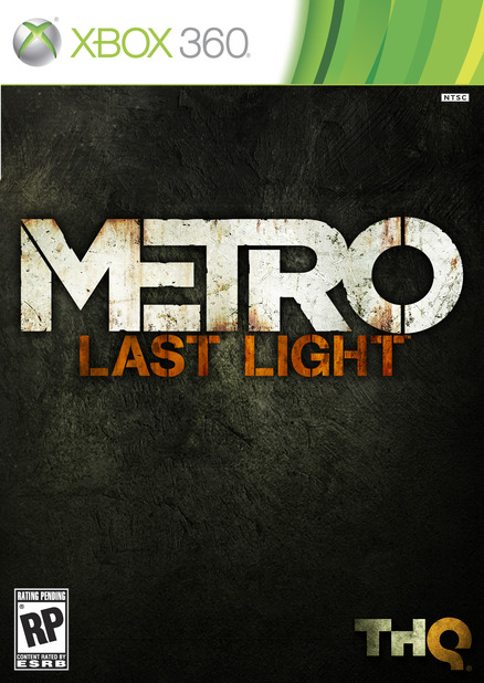Metro: Last Light Packshot - 1086376