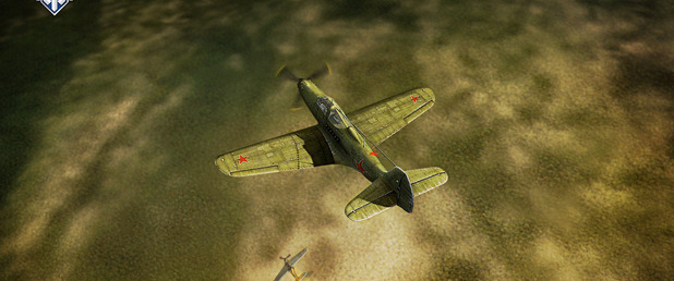 World of Warplanes - Feature