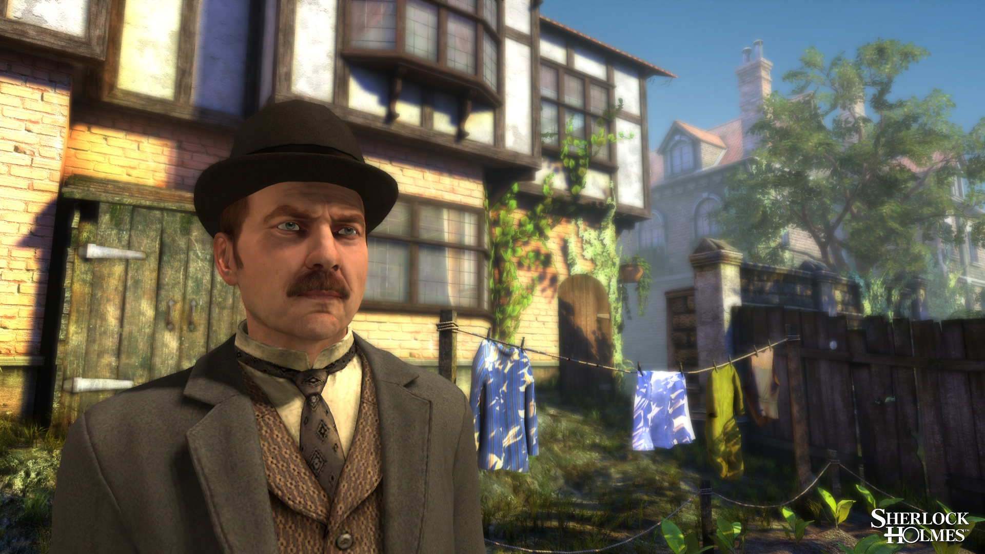 The testament of Sherlock Holmes gameplay