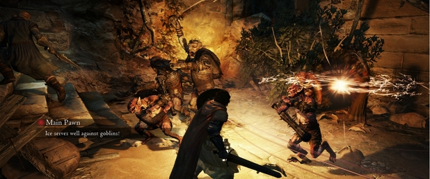 Dragon's Dogma - Feature