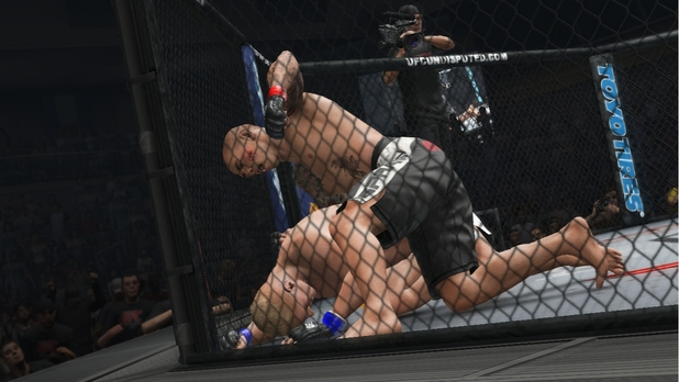 UFC Undisputed 3 - Feature