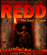 Redd: The Lost Temple Boxart
