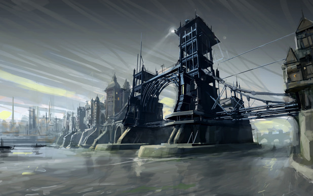 Dishonored Artwork - 1087762