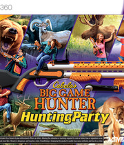 Cabella's Big Game Hunter: Hunting Party Boxart