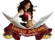 Captain Morgane and the Golden Turtle Image