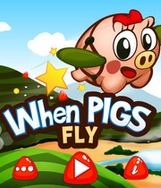 When Pigs Fly Boxart