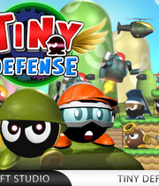 Tiny Defense Boxart