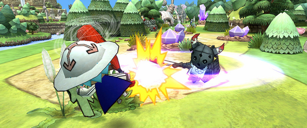 Happy Wars - Feature