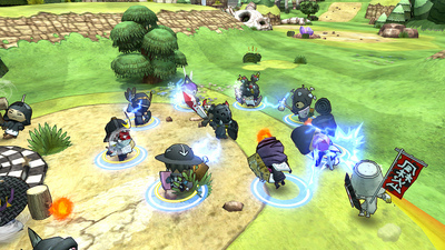 Happy Wars Screenshot - 1088793