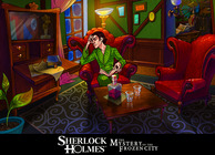 Sherlock Holmes and the Mystery of the Frozen City Image
