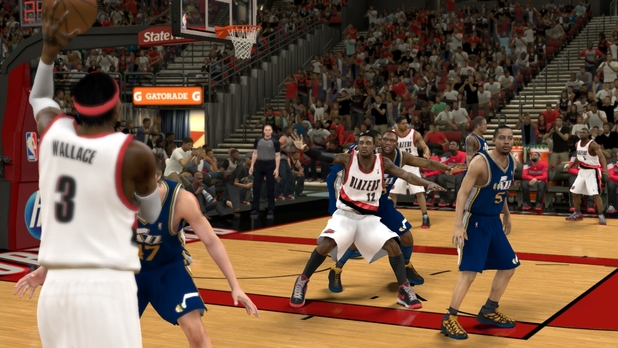 NBA 2K12 - Feature