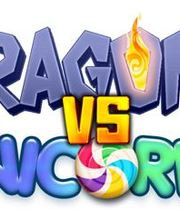 Dragons vs Unicorns Boxart