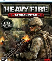 Heavy Fire: Afghanistan Boxart
